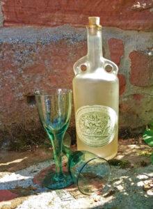 Den Kelten und Römern ins Glas geschaut